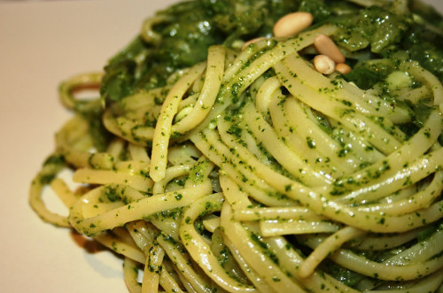 linguine-al-pesto