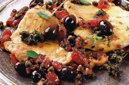 rombo-con-olive-e-pomodorini